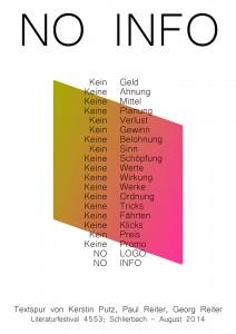 Plakat-NO INFO-2014