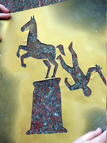 roca stencil